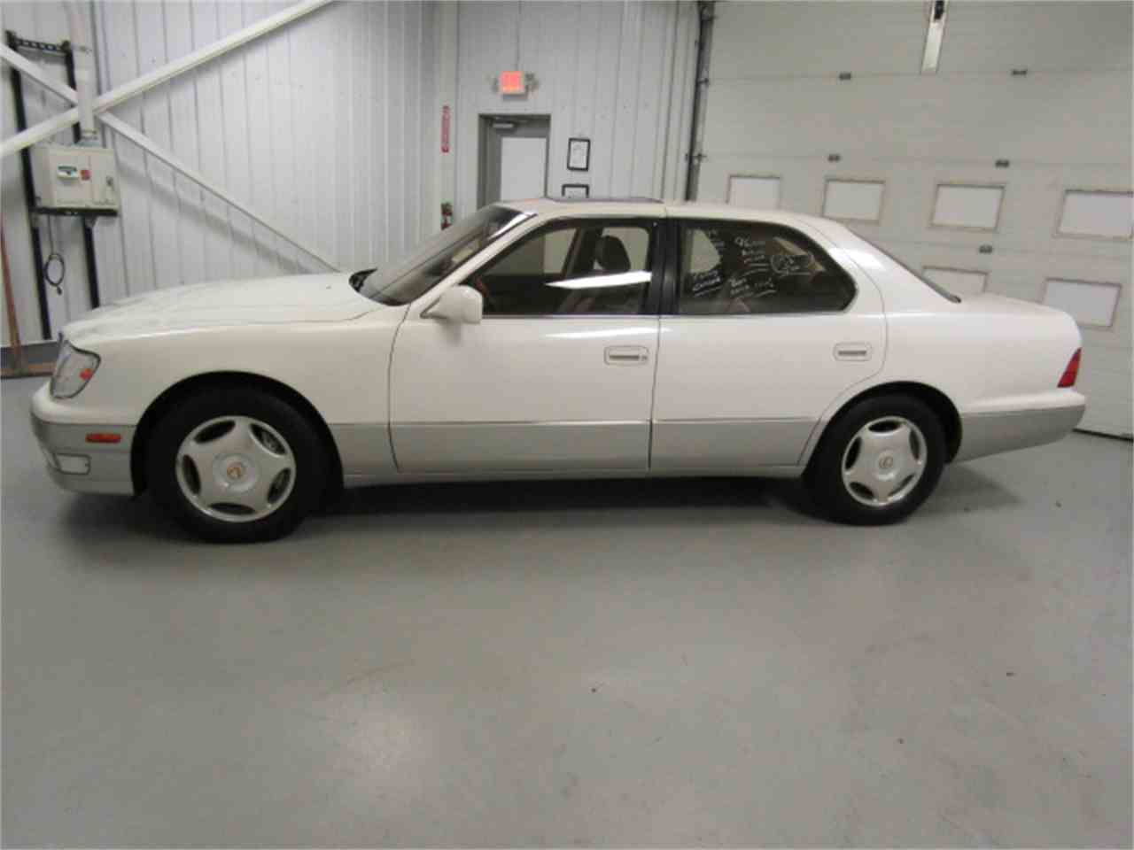Large Picture of '99 LS400 Offered by Duncan Imports & Classic Cars - JM33