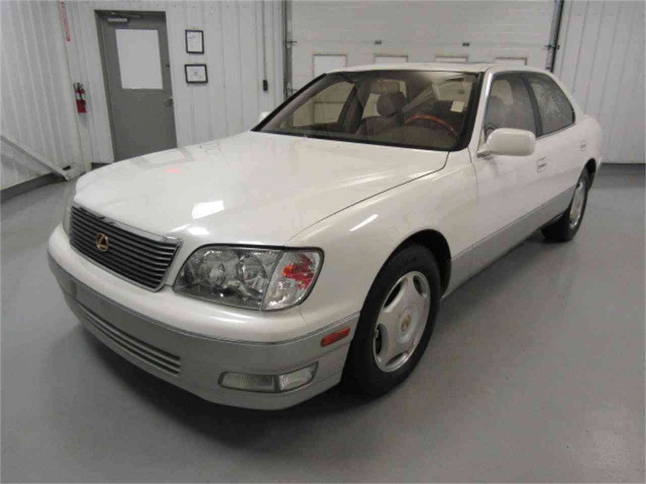Large Picture of 1999 Lexus LS400 Offered by Duncan Imports & Classic Cars - JM33