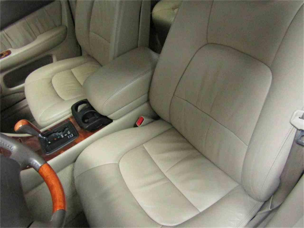 Large Picture of '99 LS400 located in Virginia Offered by Duncan Imports & Classic Cars - JM33