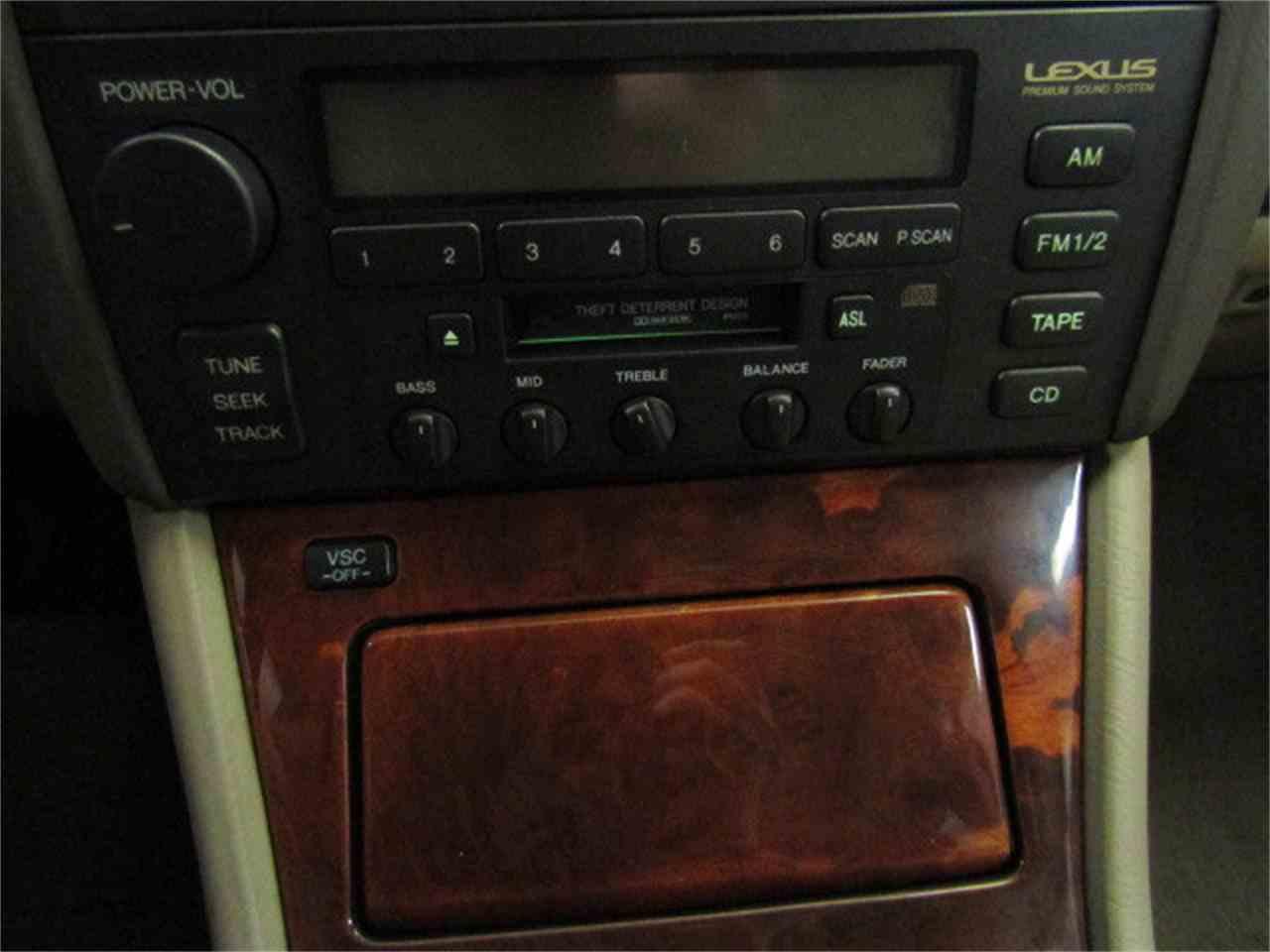 Large Picture of '99 Lexus LS400 - JM33