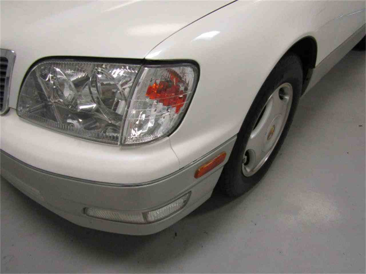 Large Picture of '99 LS400 - $8,994.00 Offered by Duncan Imports & Classic Cars - JM33