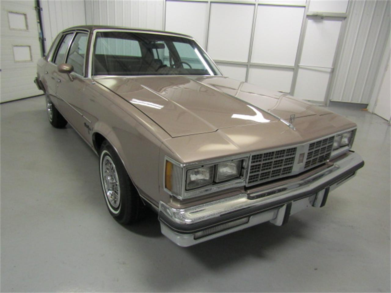 For Sale: 1984 Oldsmobile Cutlass Supreme in Christiansburg, Virginia