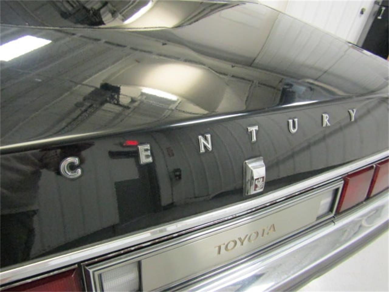 Large Picture of '89 Toyota Century Offered by Duncan Imports & Classic Cars - JM37