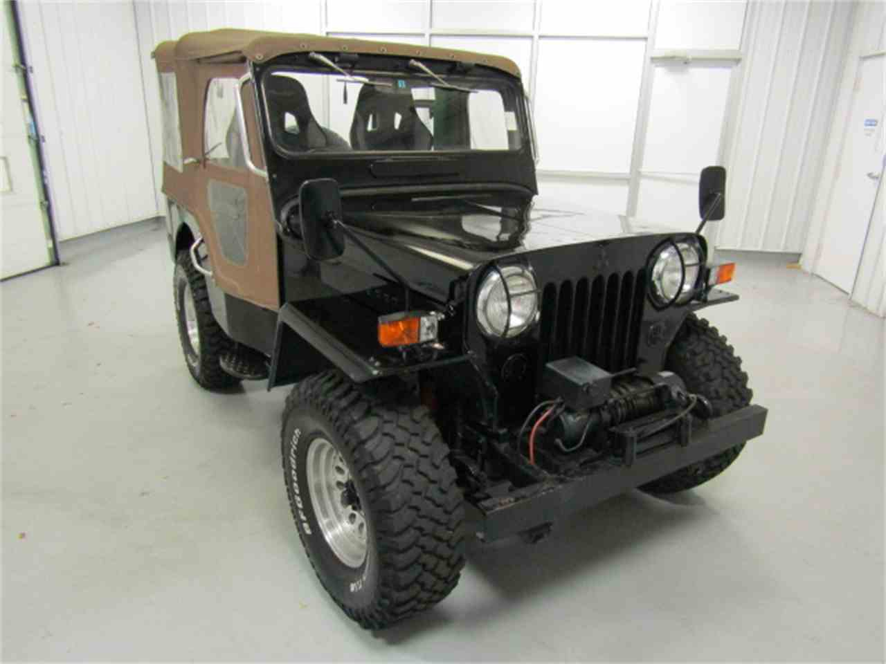 Large Picture of 1983 Mitsubishi Jeep Offered by Duncan Imports & Classic Cars - JM3F