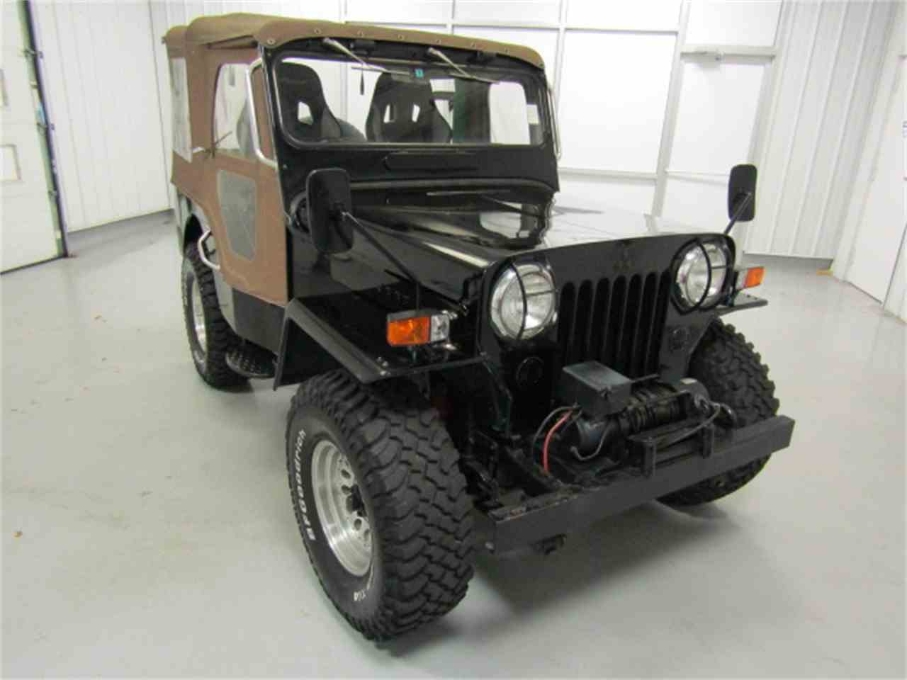 Large Picture of 1983 Jeep located in Christiansburg Virginia Offered by Duncan Imports & Classic Cars - JM3F