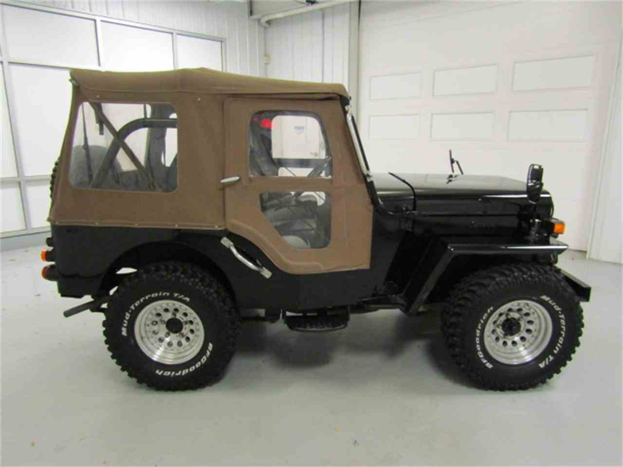 Large Picture of '83 Jeep located in Virginia Offered by Duncan Imports & Classic Cars - JM3F