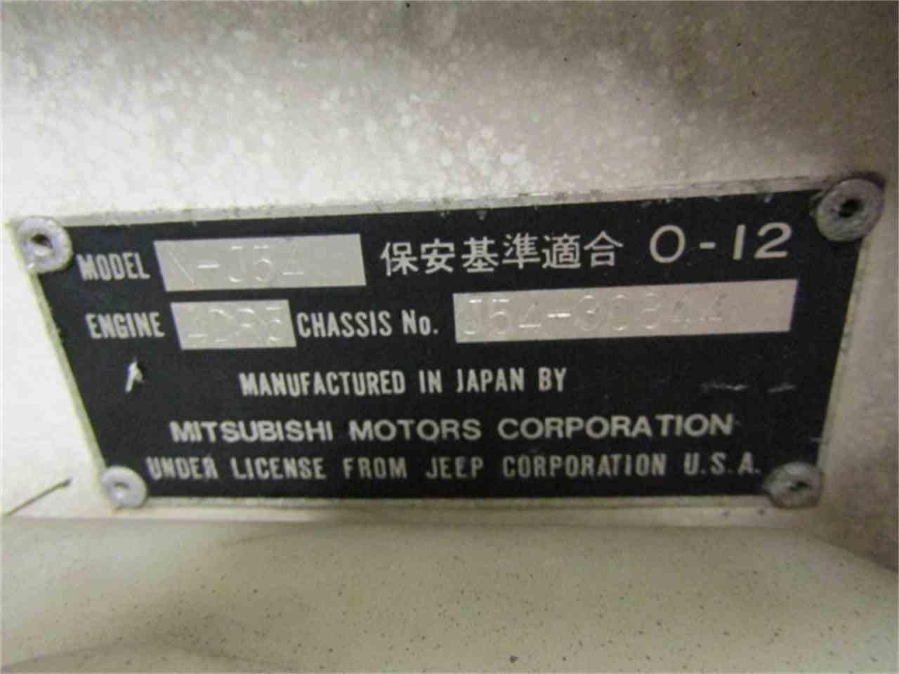 Large Picture of '83 Mitsubishi Jeep - $9,999.00 - JM3F