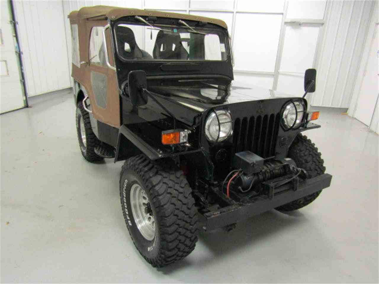 Large Picture of '83 Mitsubishi Jeep Offered by Duncan Imports & Classic Cars - JM3F