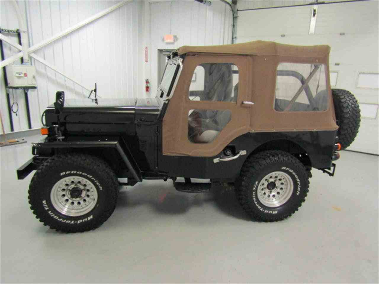 Large Picture of 1983 Mitsubishi Jeep located in Christiansburg Virginia - $9,999.00 - JM3F