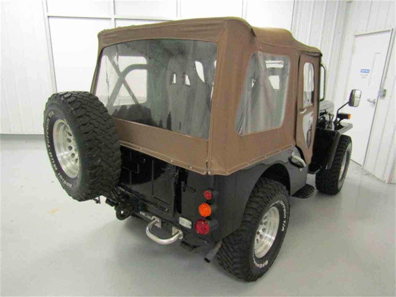 Large Picture of '83 Mitsubishi Jeep located in Virginia - $9,999.00 Offered by Duncan Imports & Classic Cars - JM3F