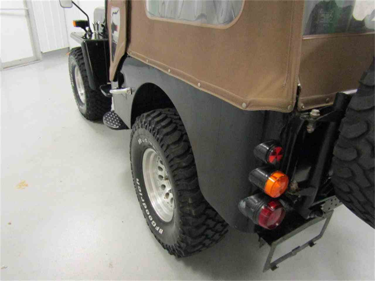 Large Picture of 1983 Mitsubishi Jeep located in Virginia - $9,999.00 Offered by Duncan Imports & Classic Cars - JM3F
