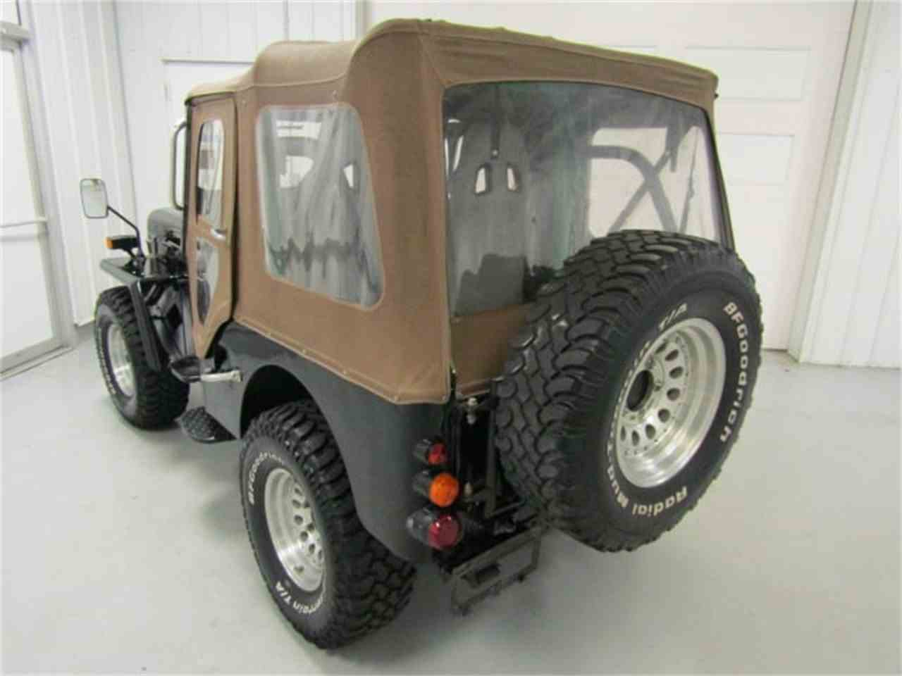 Large Picture of 1983 Mitsubishi Jeep located in Christiansburg Virginia Offered by Duncan Imports & Classic Cars - JM3F
