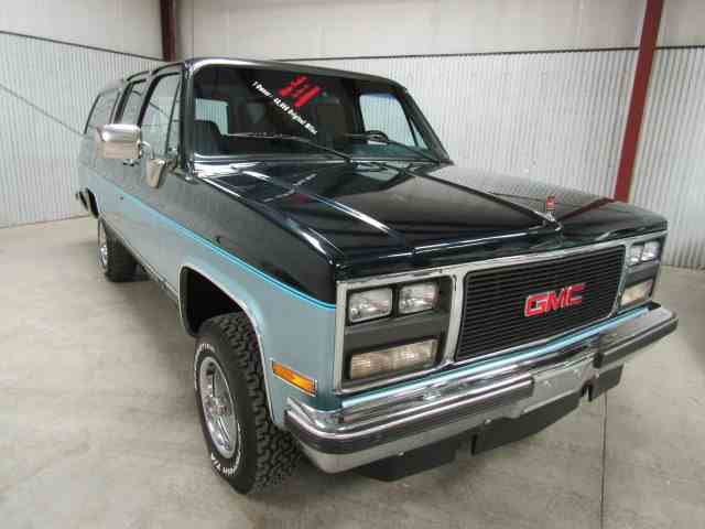 Picture of '90 GMC Suburban - JM3I