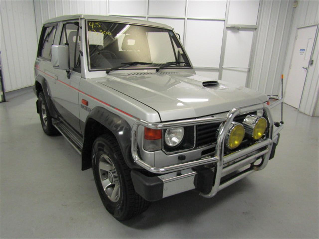 Large Picture of '89 Pajero - JM3L