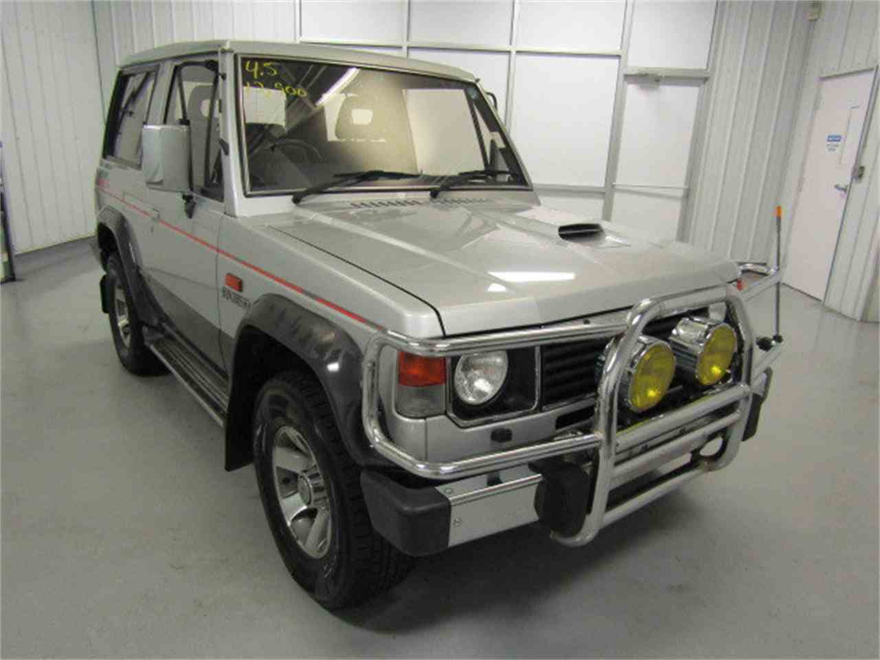 Large Picture of '89 Pajero - JM3L
