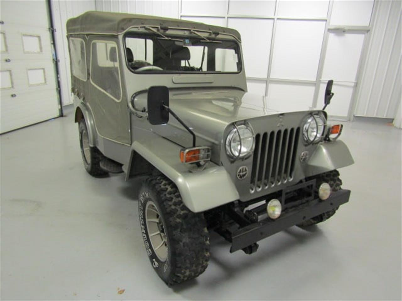 Large Picture of 1979 Mitsubishi Jeep - $10,999.00 - JM3M
