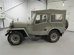Picture of '79 Mitsubishi Jeep located in Virginia Offered by Duncan Imports & Classic Cars - JM3M