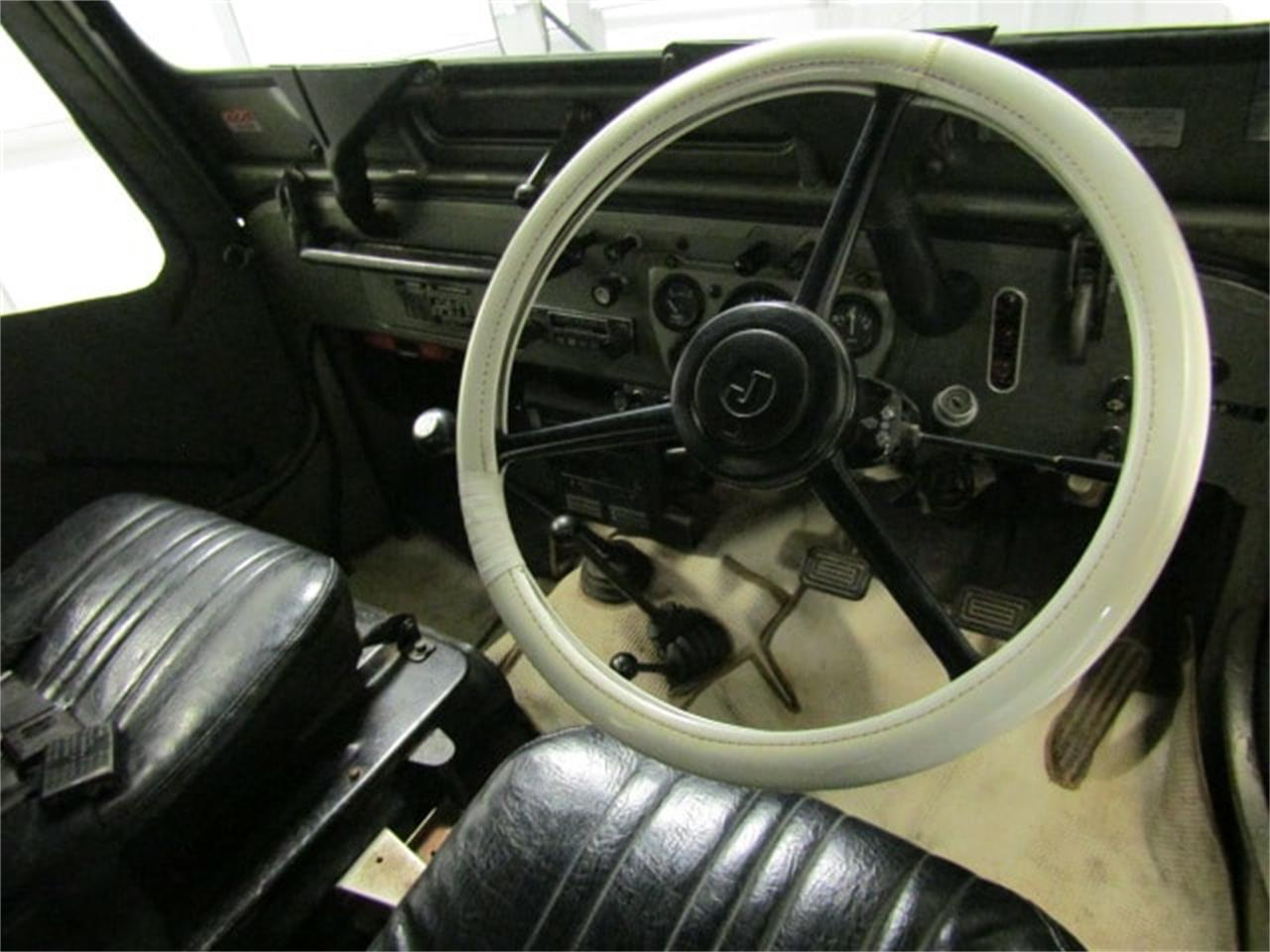 Large Picture of 1979 Mitsubishi Jeep - $10,999.00 Offered by Duncan Imports & Classic Cars - JM3M