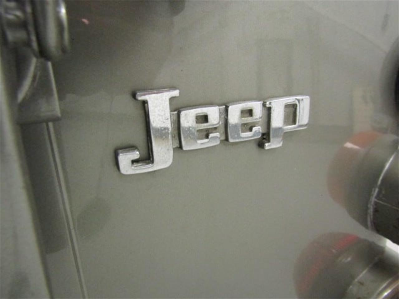 Large Picture of '79 Jeep - $10,999.00 Offered by Duncan Imports & Classic Cars - JM3M