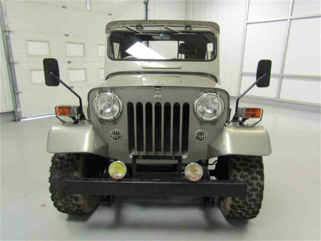 Large Picture of '79 Mitsubishi Jeep located in Virginia - JM3M