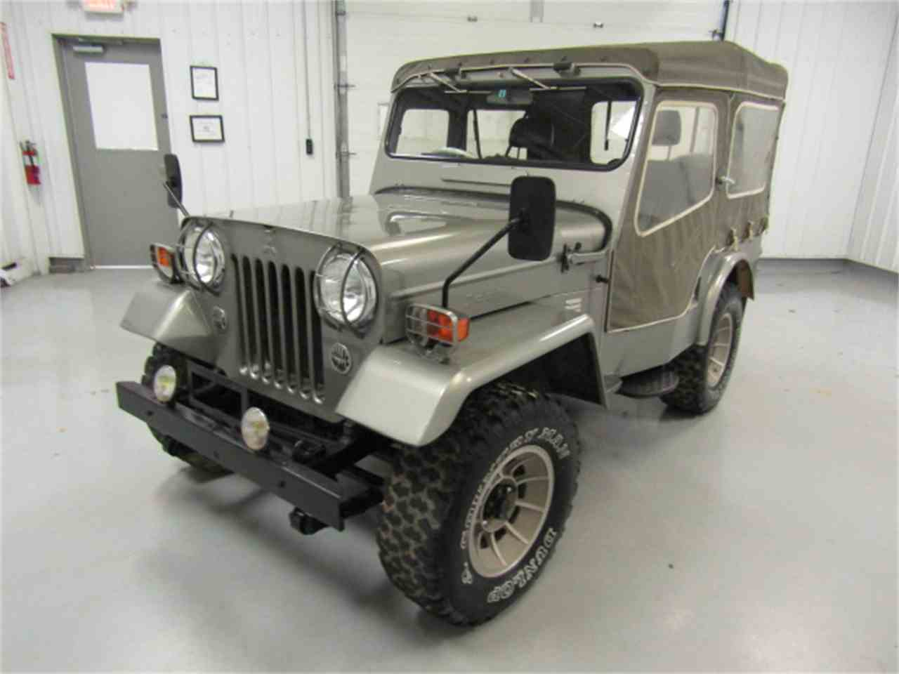 Large Picture of '79 Jeep located in Virginia Offered by Duncan Imports & Classic Cars - JM3M