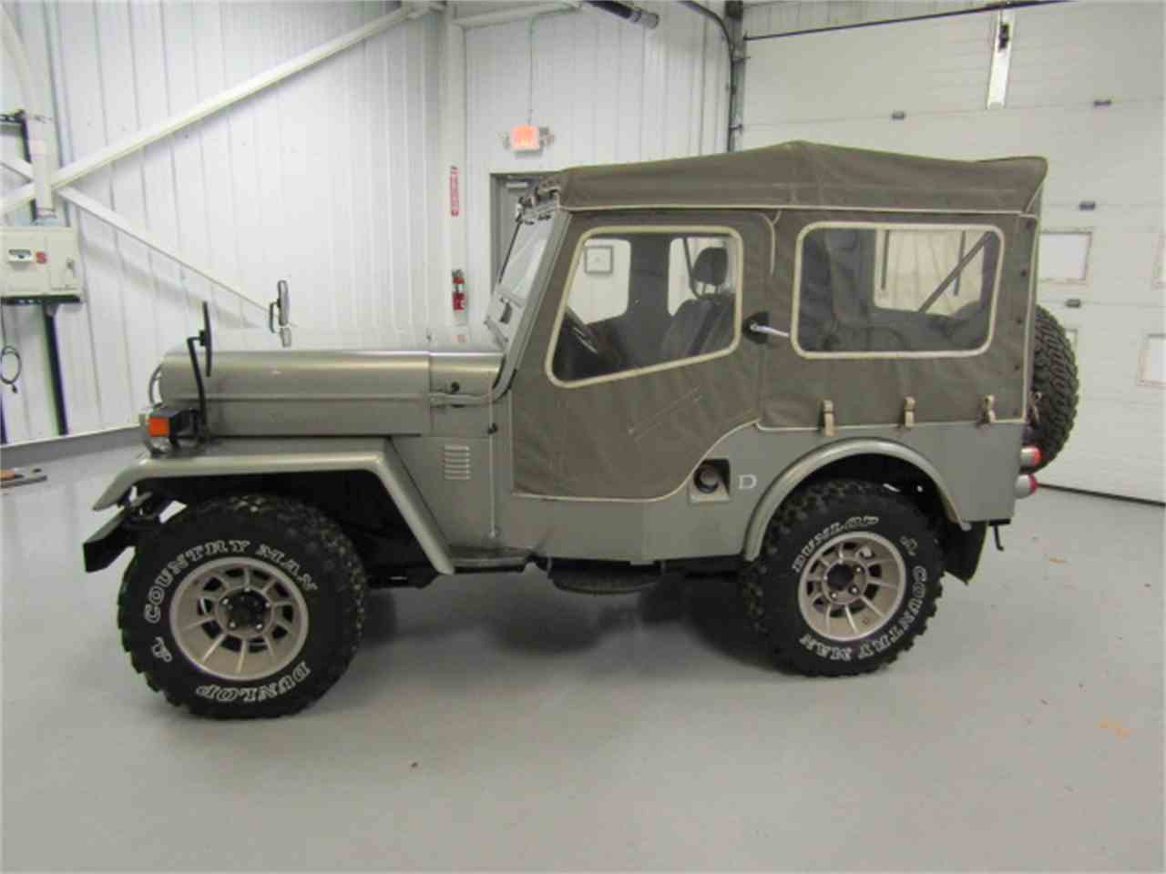Large Picture of 1979 Jeep Offered by Duncan Imports & Classic Cars - JM3M