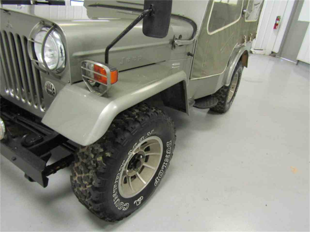 Large Picture of 1979 Mitsubishi Jeep located in Christiansburg Virginia - $10,999.00 Offered by Duncan Imports & Classic Cars - JM3M