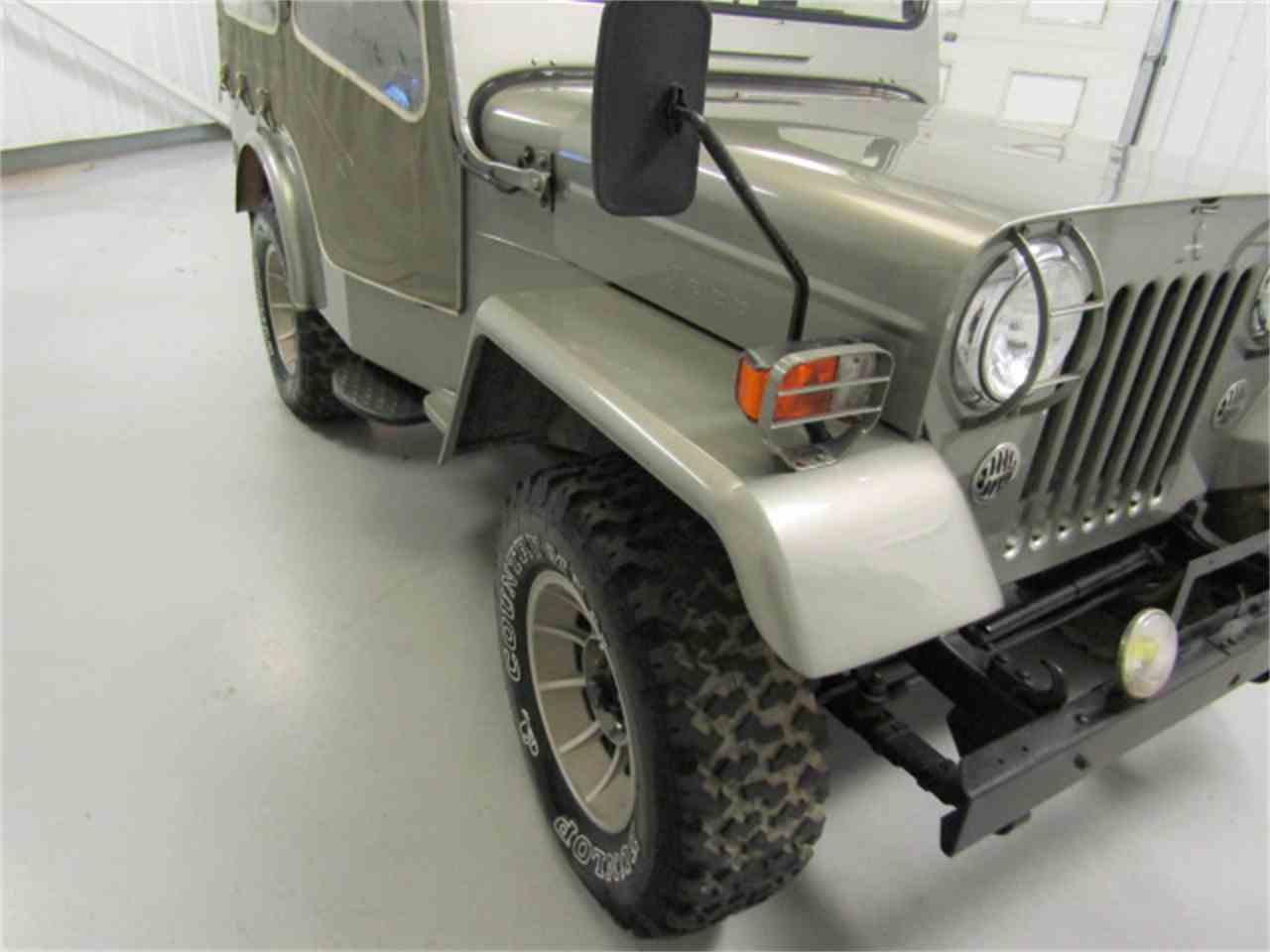 Large Picture of 1979 Mitsubishi Jeep located in Virginia - $10,999.00 - JM3M