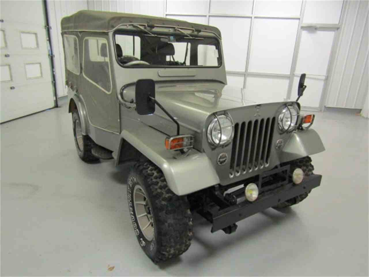 Large Picture of 1979 Mitsubishi Jeep located in Christiansburg Virginia - JM3M