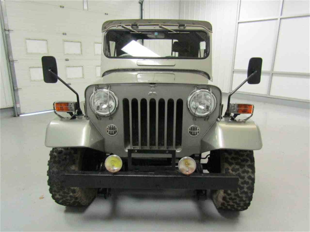 Large Picture of 1979 Mitsubishi Jeep located in Christiansburg Virginia - $10,999.00 - JM3M