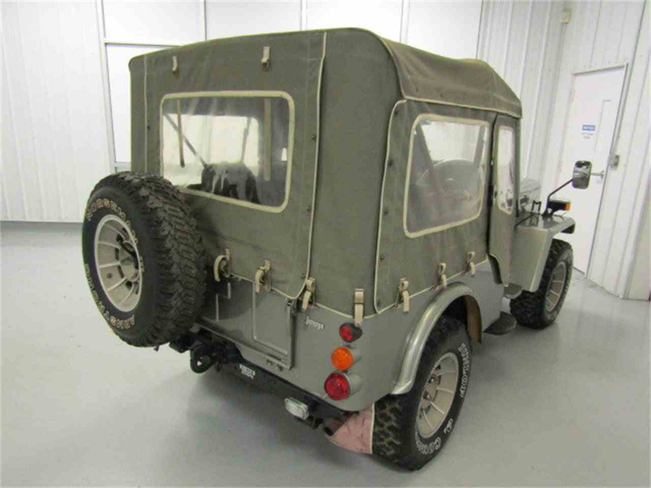 Large Picture of 1979 Mitsubishi Jeep Offered by Duncan Imports & Classic Cars - JM3M