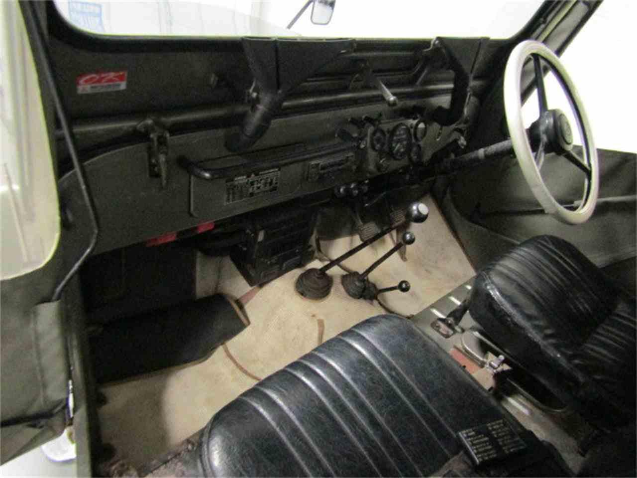 Large Picture of '79 Mitsubishi Jeep - JM3M