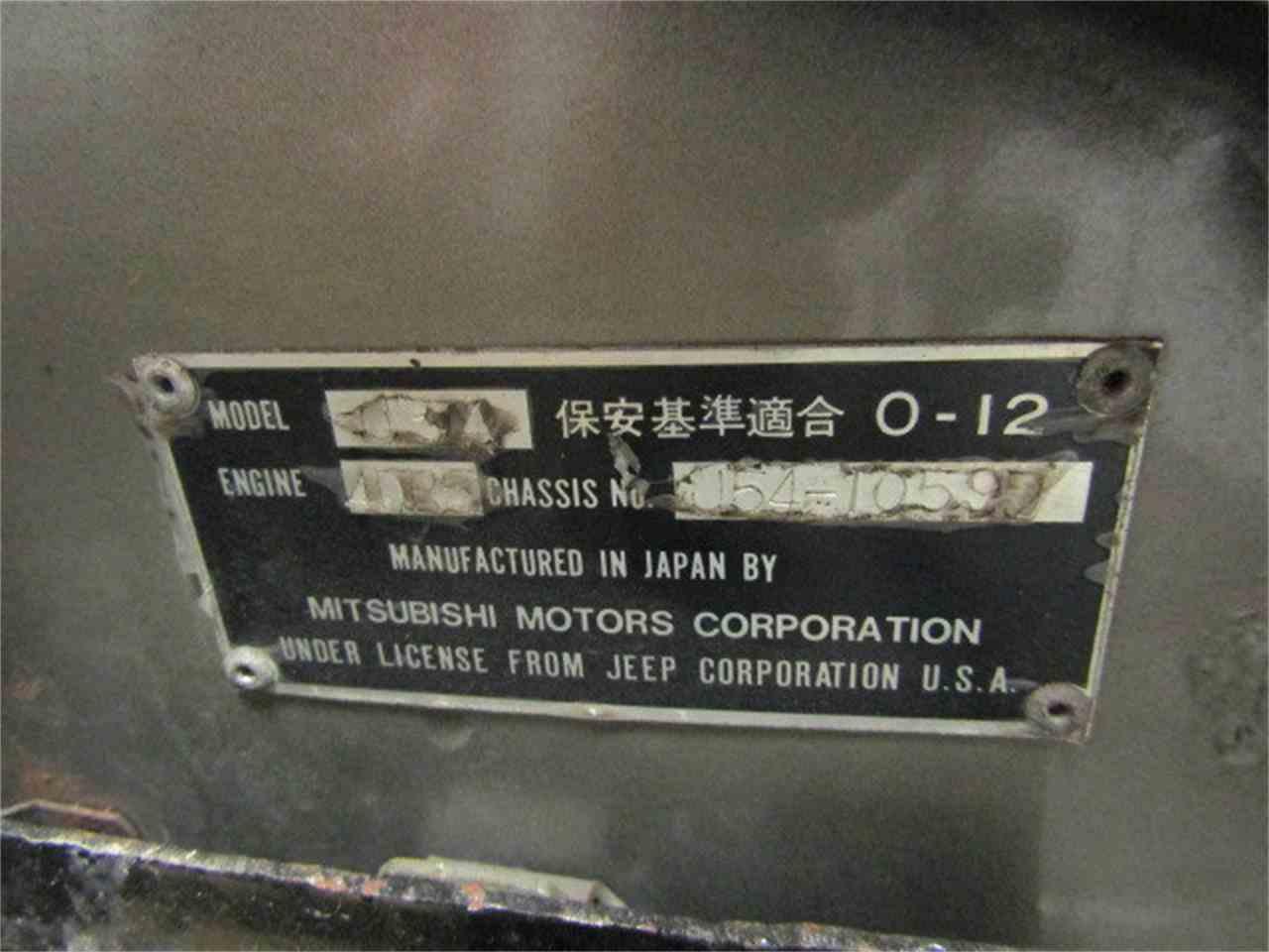 Large Picture of '79 Mitsubishi Jeep - $10,999.00 - JM3M