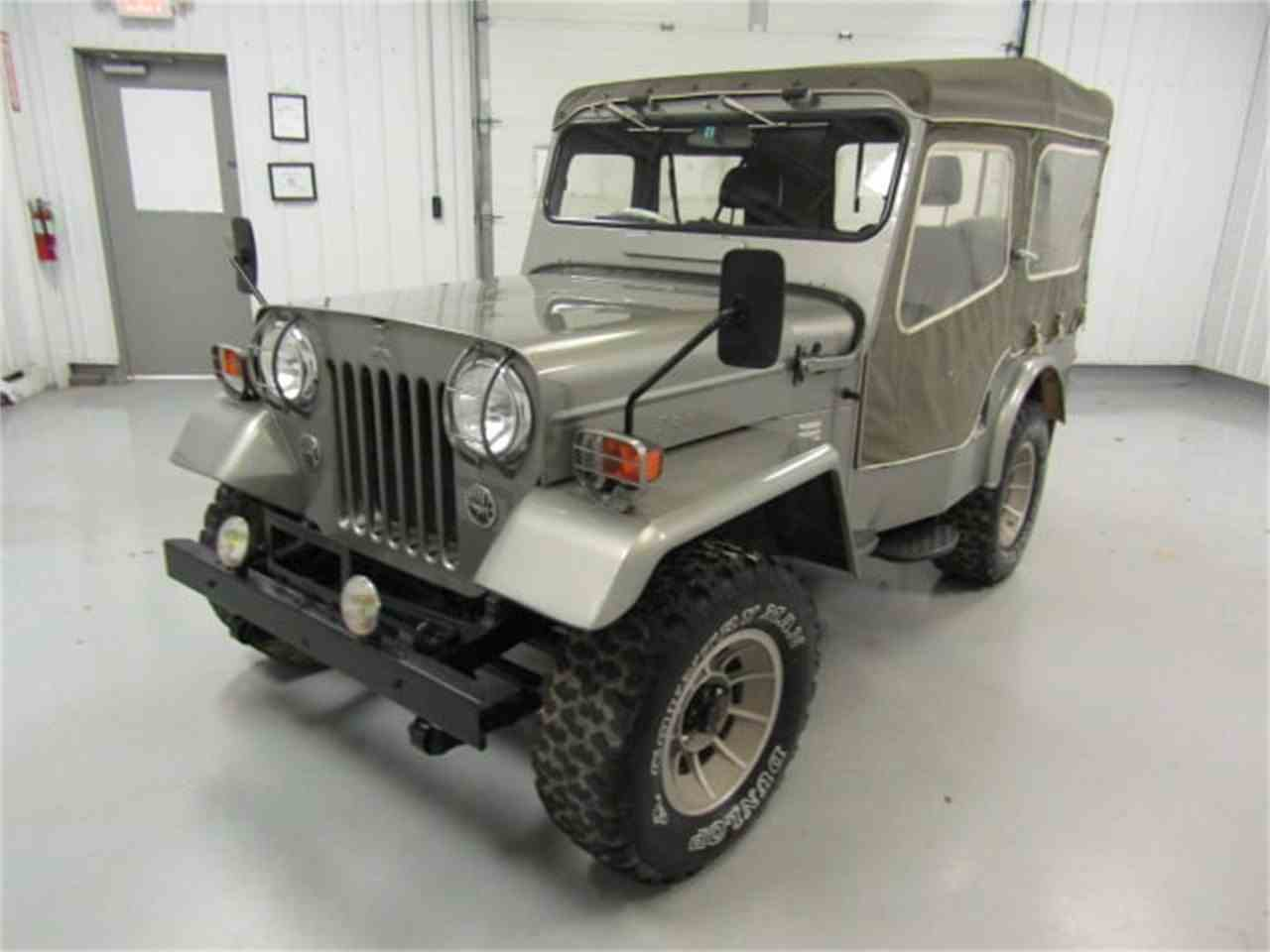 Large Picture of '79 Jeep located in Christiansburg Virginia Offered by Duncan Imports & Classic Cars - JM3M