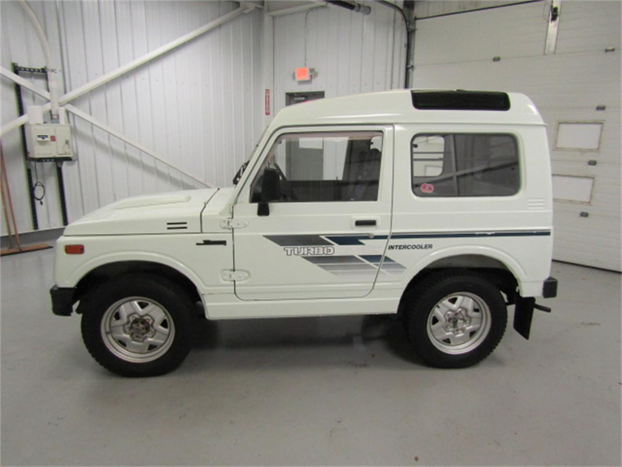 Large Picture of '87 Suzuki Jimmy located in Virginia Offered by Duncan Imports & Classic Cars - JM3N