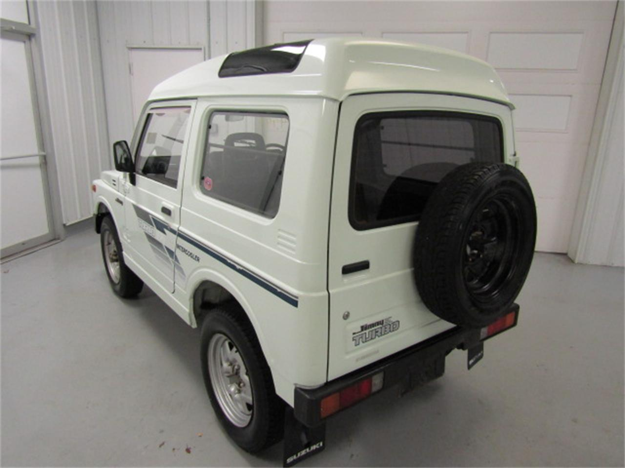 Large Picture of 1987 Suzuki Jimmy located in Christiansburg Virginia - $3,999.00 - JM3N