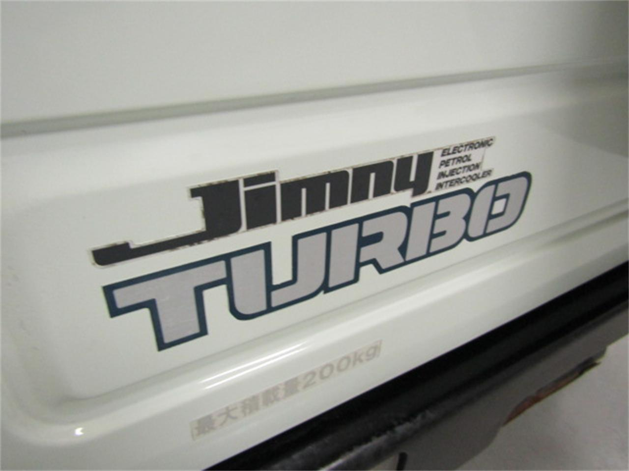 Large Picture of '87 Suzuki Jimmy Offered by Duncan Imports & Classic Cars - JM3N