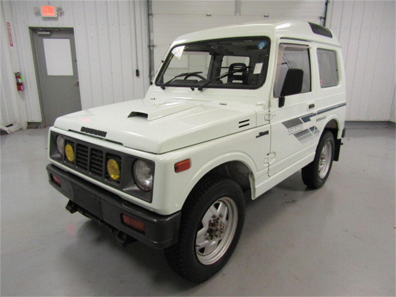Large Picture of 1987 Suzuki Jimmy located in Christiansburg Virginia - $3,999.00 Offered by Duncan Imports & Classic Cars - JM3N