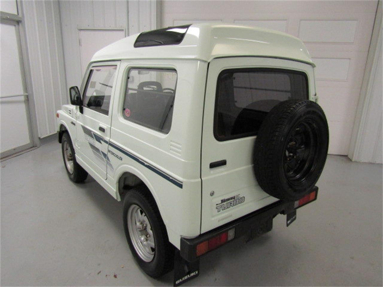 Large Picture of '87 Suzuki Jimmy located in Christiansburg Virginia - $3,999.00 Offered by Duncan Imports & Classic Cars - JM3N