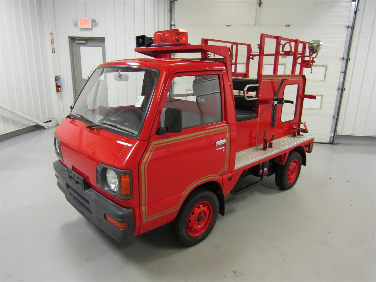 Large Picture of 1989 Subaru Sambar located in Virginia - $9,999.00 - JM3W