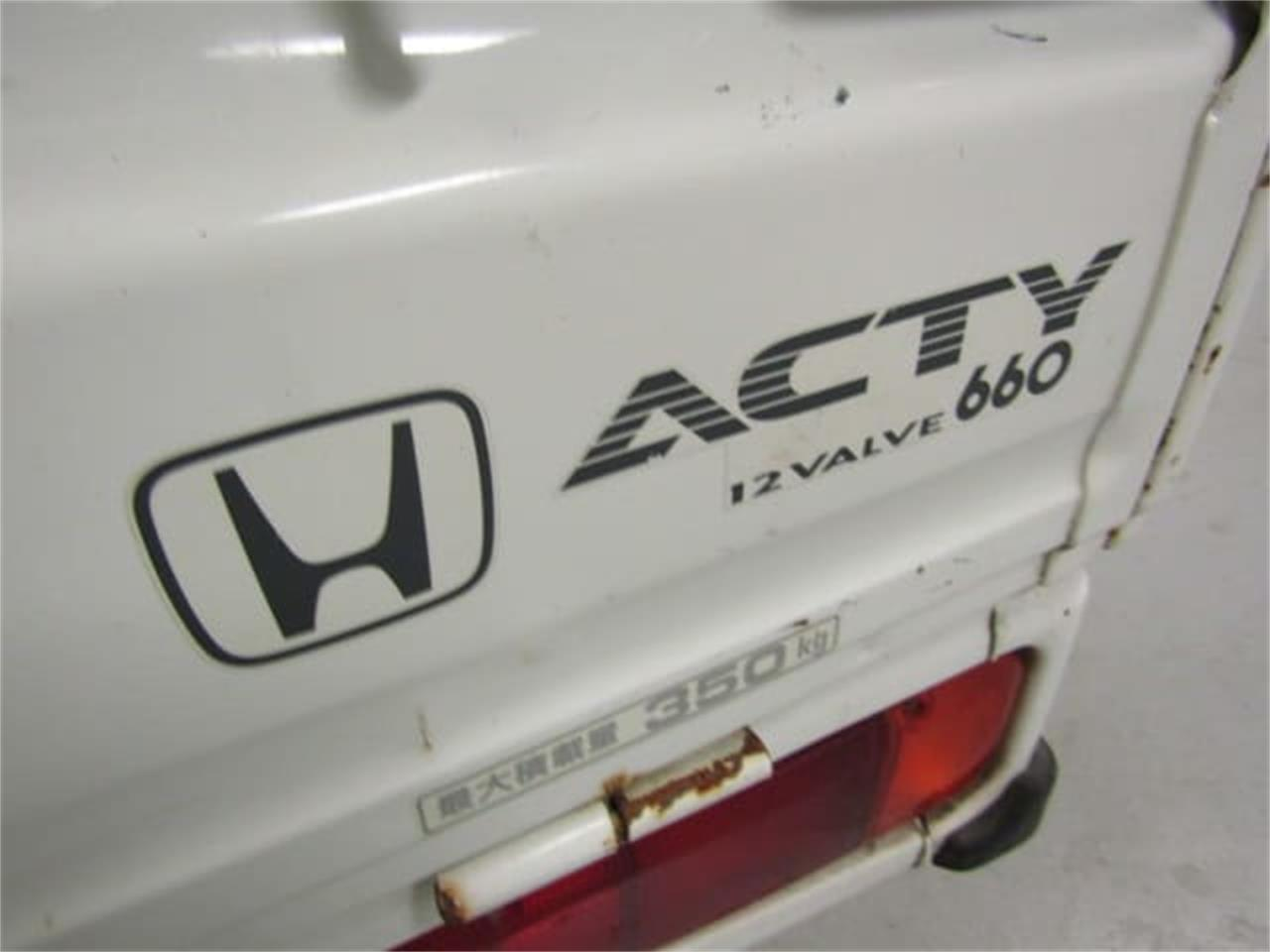 Large Picture of '91 Honda ACTY located in Virginia - JM5L