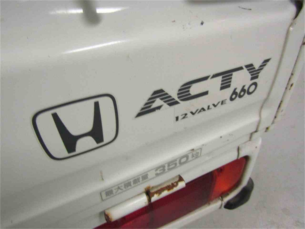 Large Picture of 1991 Honda ACTY located in Virginia - JM5L