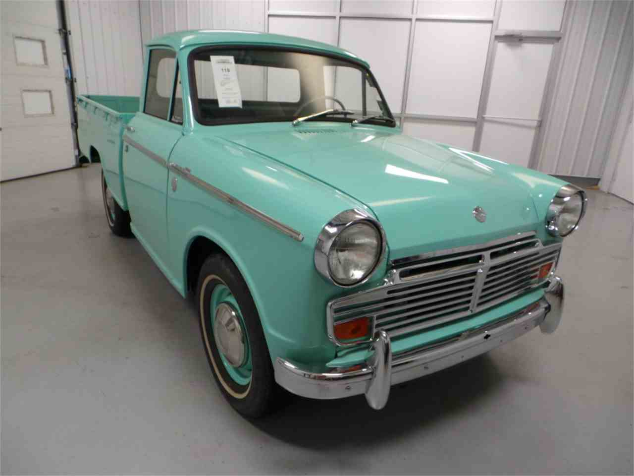 Large Picture of 1964 Datsun 320 located in Virginia - $19,975.00 - JM5N