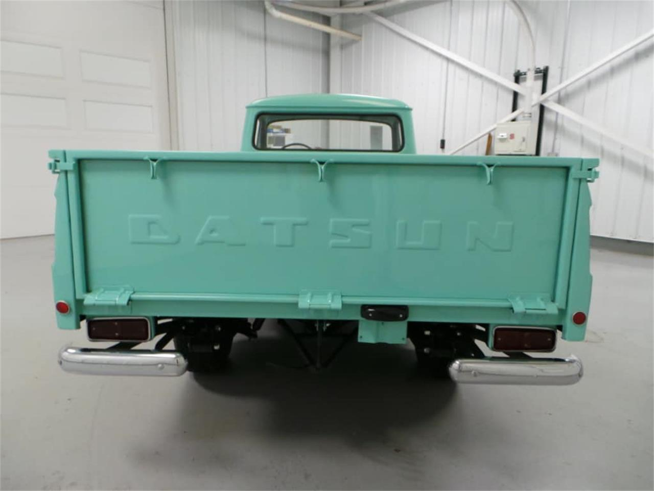 Large Picture of 1964 Datsun 320 located in Christiansburg Virginia - $19,975.00 - JM5N