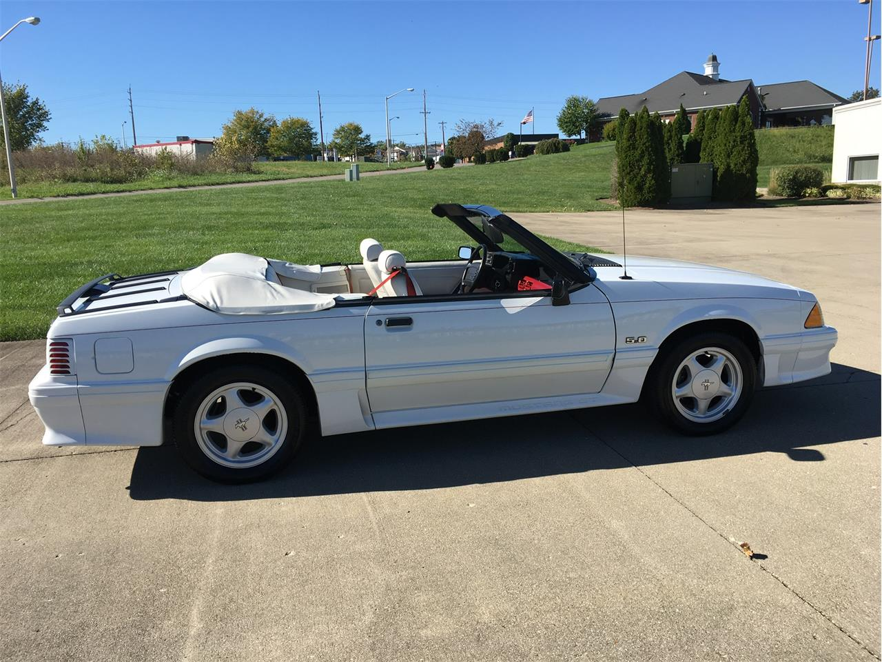 91 Mustang Gt >> For Sale 1991 Ford Mustang Gt In Fairfield Ohio