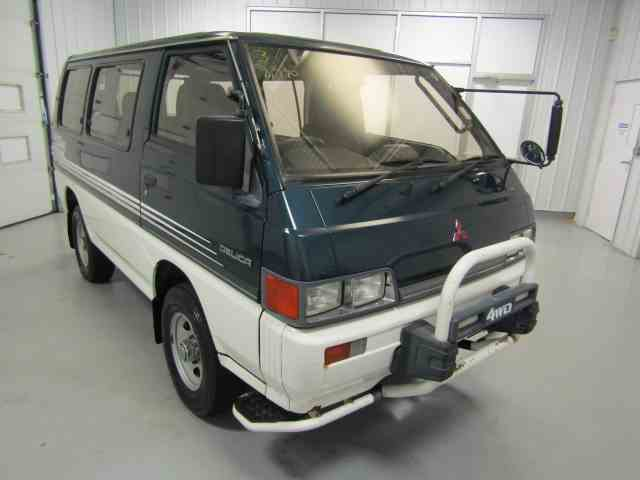 Picture of '89 Mitsubishi Delica located in Virginia - $8,990.00 - JM5U