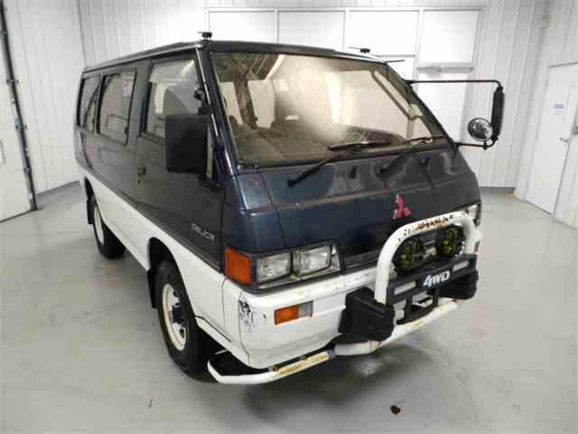 Picture of '88 Delica - JM5X