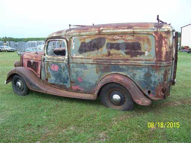 Picture of '36 1/2 ton Panel truck  - JIKC