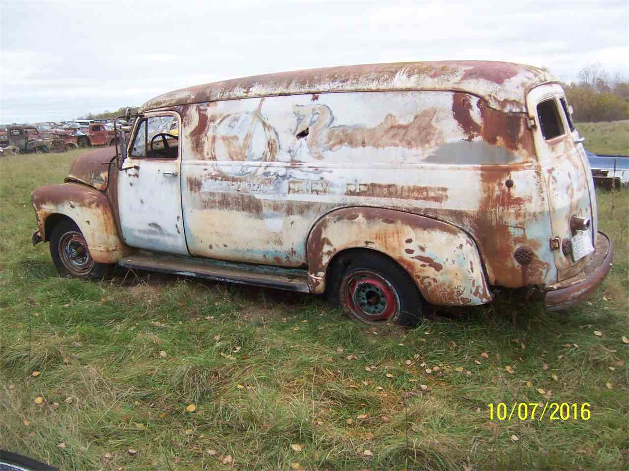 Large Picture of Classic 1954 Panel Truck - $2,500.00 - JIKE