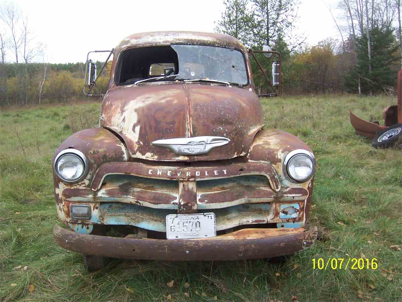 Large Picture of Classic '54 Panel Truck located in Parkers Prairie Minnesota - $2,500.00 Offered by Dan's Old Cars - JIKE